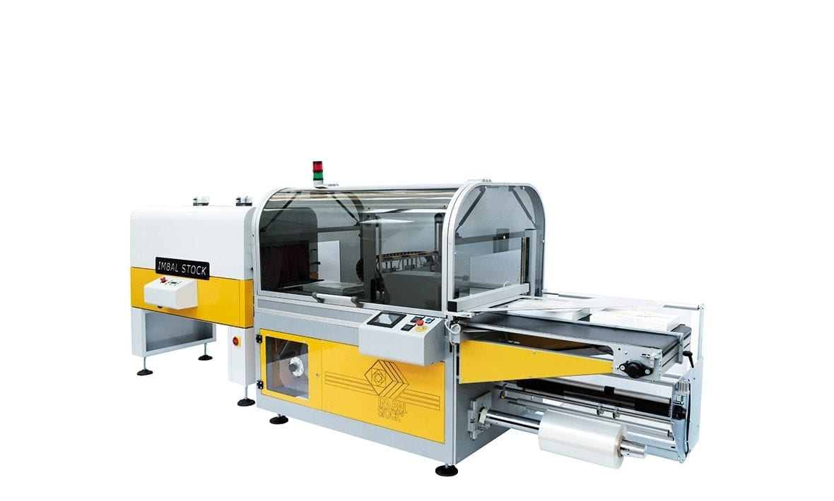 Continuous side sealer Experience IS 600 BM