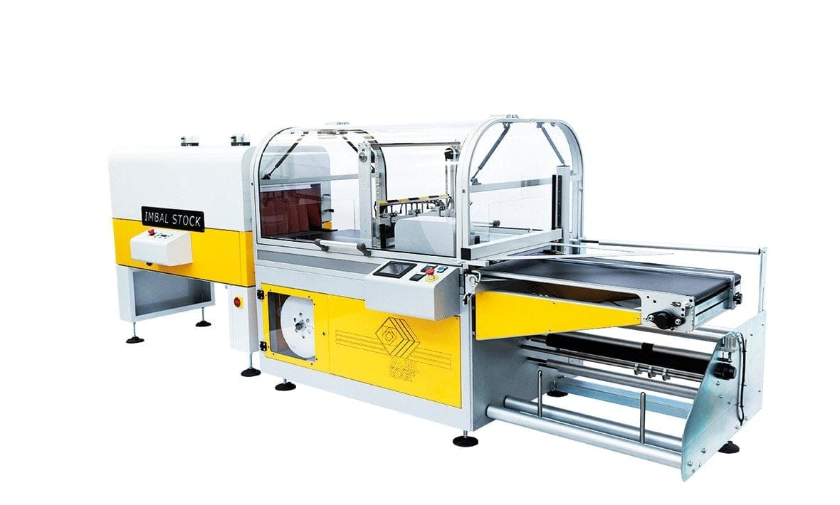 Pneumatic side sealer Experience IS 600 CONCEPT