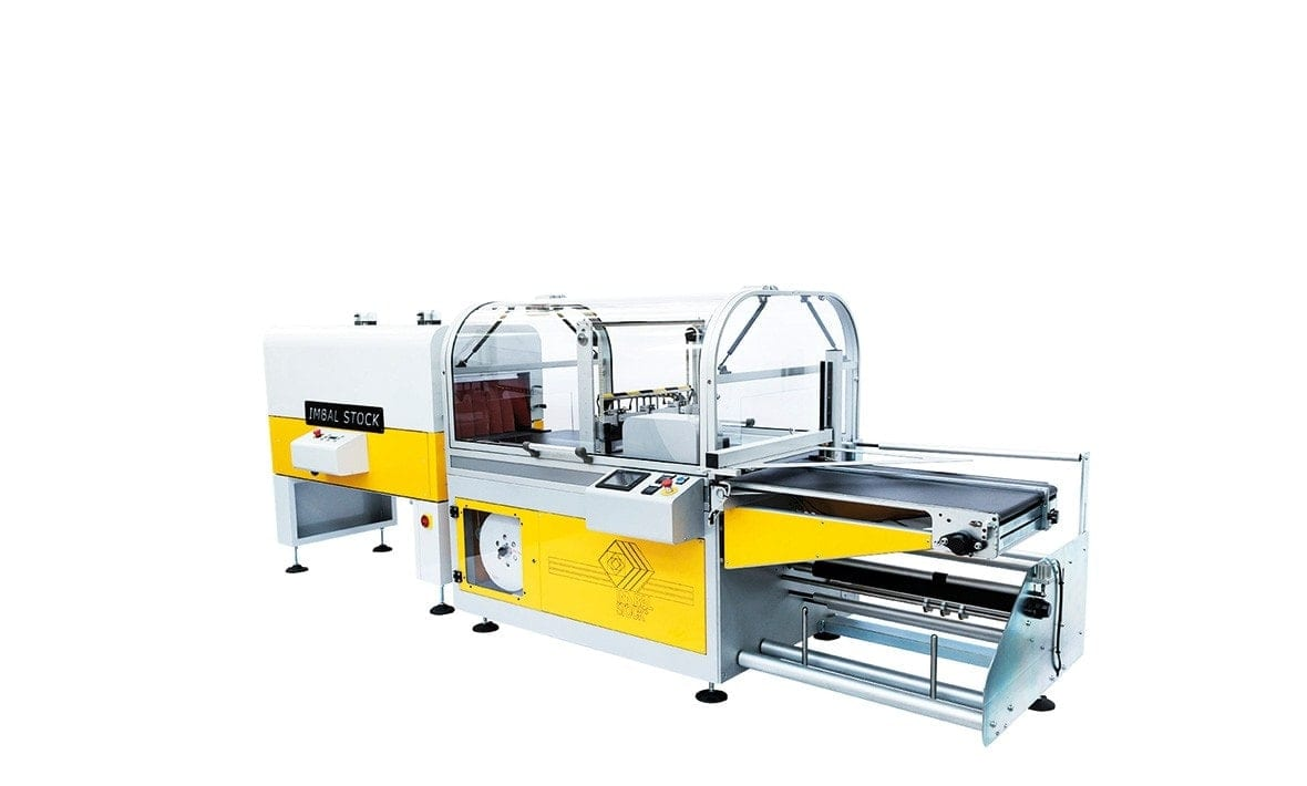 Pneumatic side sealer Experience IS 350 CONCEPT