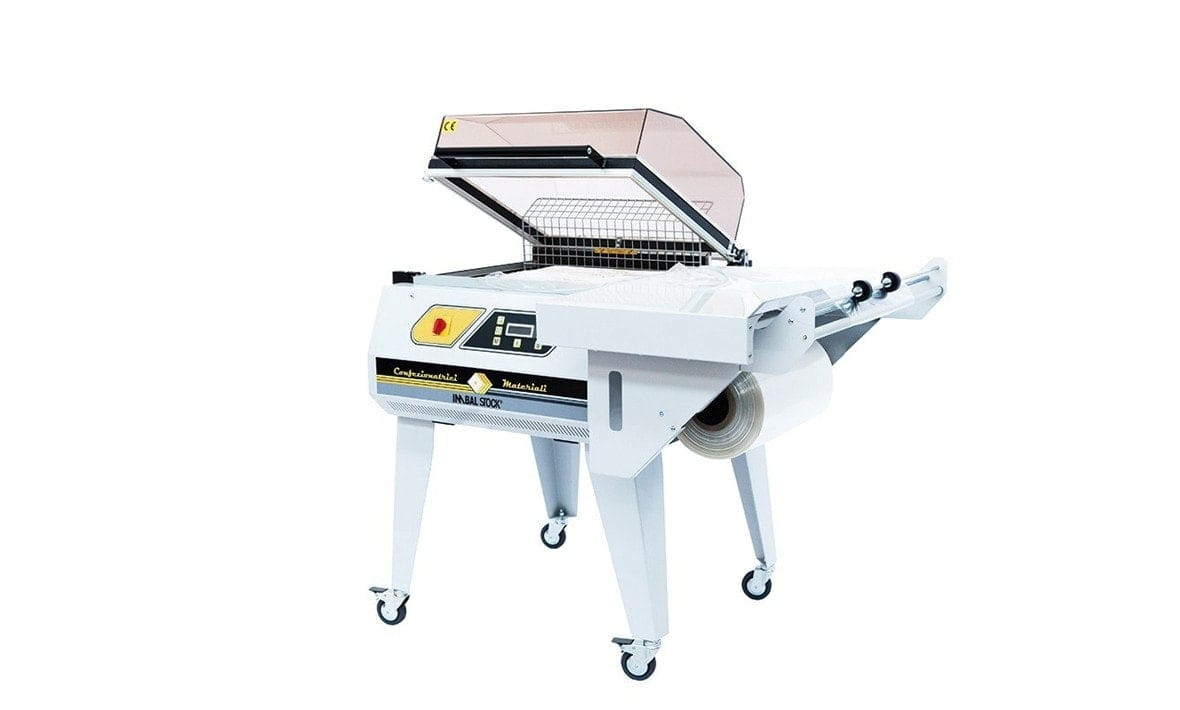Manual L sealer IS C 870 X 620