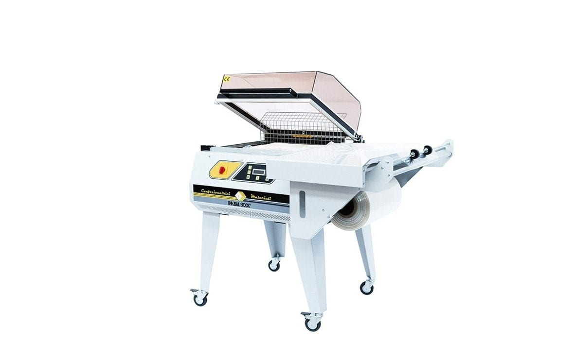 Manual L sealer IS C 560 X 430
