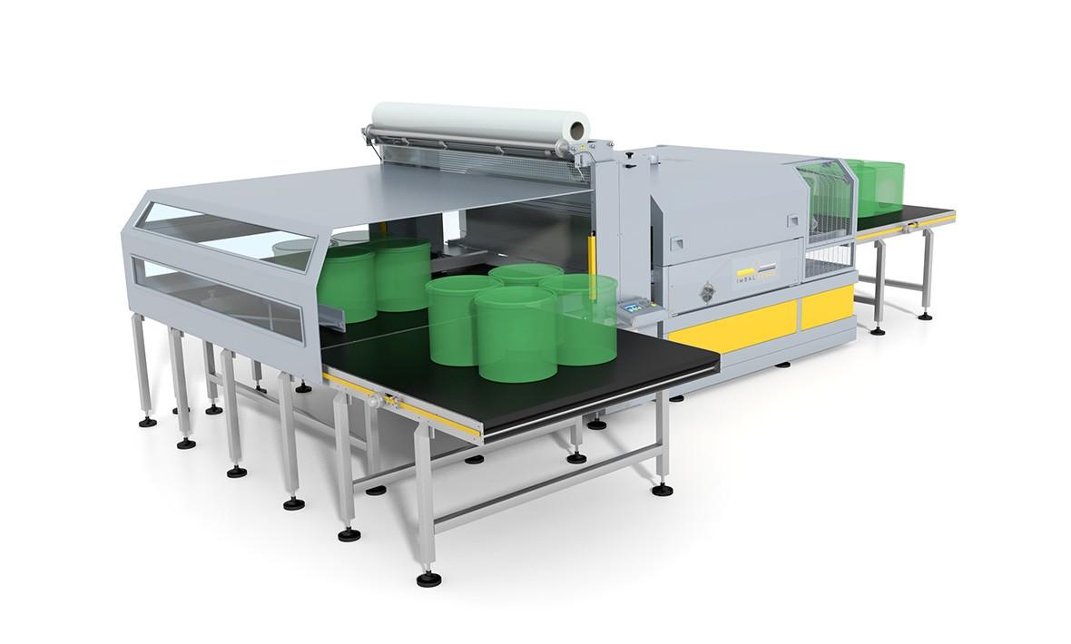 Shrink Wrap Machine IMBAL 900 XP - 90 degree machine