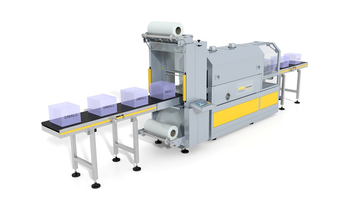 Shrink Wrap Machine IMBAL 500 US  -  Belt Machine
