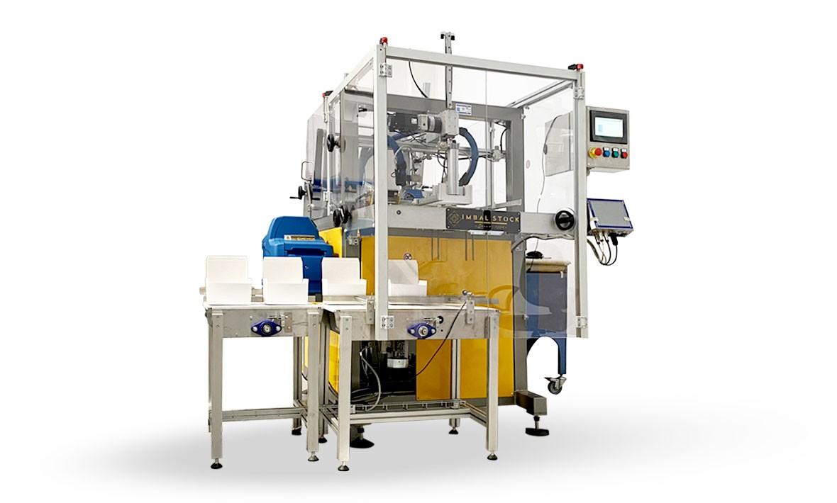 CARTONES FORMING MACHINE IMBAL F760
