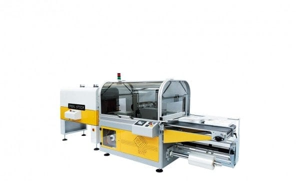 CONTINUOUS SIDE SEALER EXPERIENCE IS 350 BM anteprima