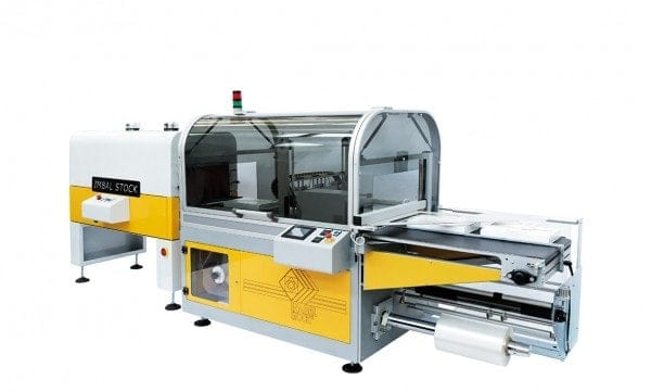 CONTINUOUS SIDE SEALER  IS 900 BM anteprima