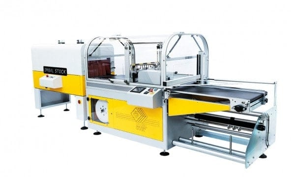 Pneumatic side sealer Experience IS 900 CONCEPT anteprima