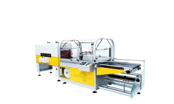 Pneumatic side sealer Experience IS 350 CONCEPT anteprima