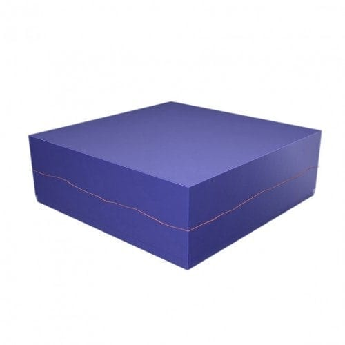 Shrink wrapped box